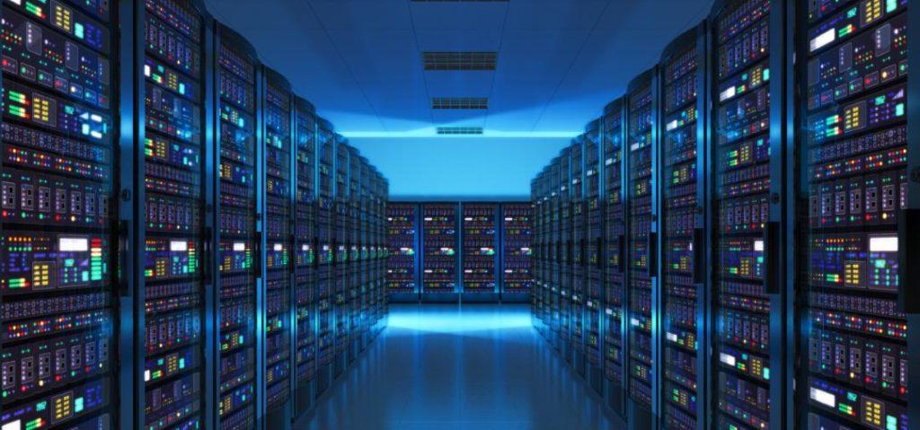 Serverraum Hosting