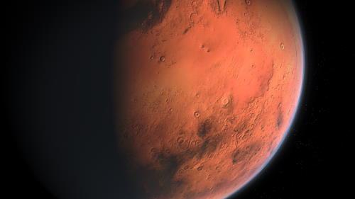 Mars Visionen Storytelling