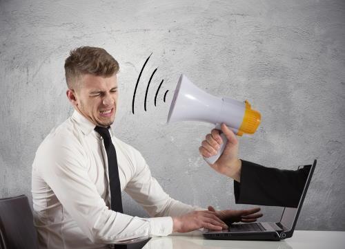 Spam vermeiden; Digitalisierung im Marketing