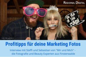 Profitipps für deine Marketing Fotos