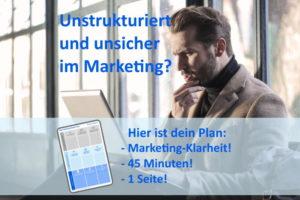 Wie du einen Marketingplan erstellen kannst, der nicht sinnlos im Regal verstaubt